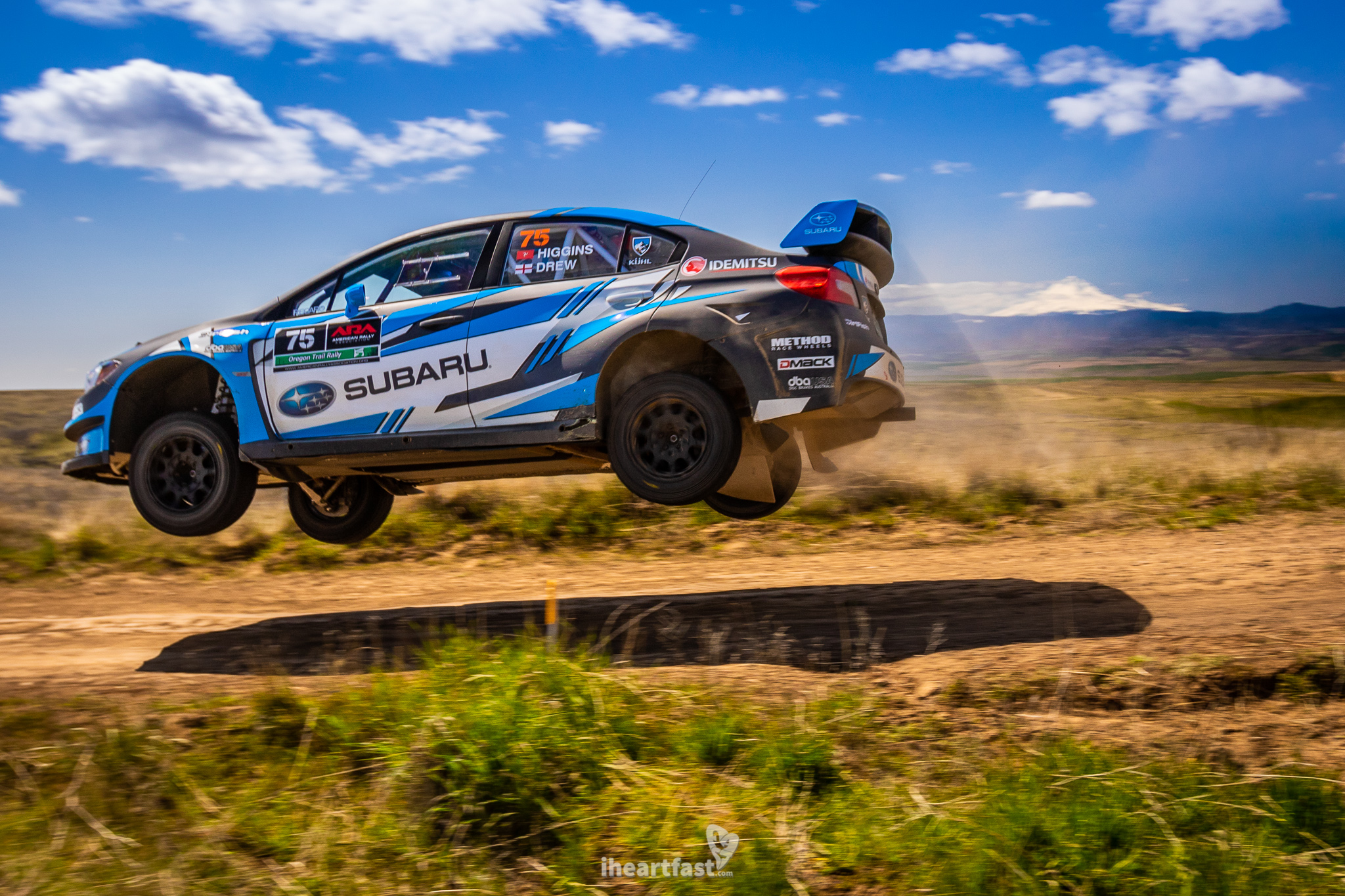 Drew Higgins, Craig Drew and SRTUSA flying to victory at Oregon Trail.