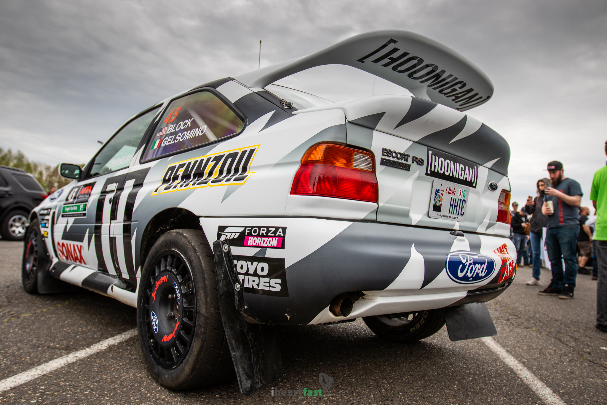 Ken Block's Escort Cosworth