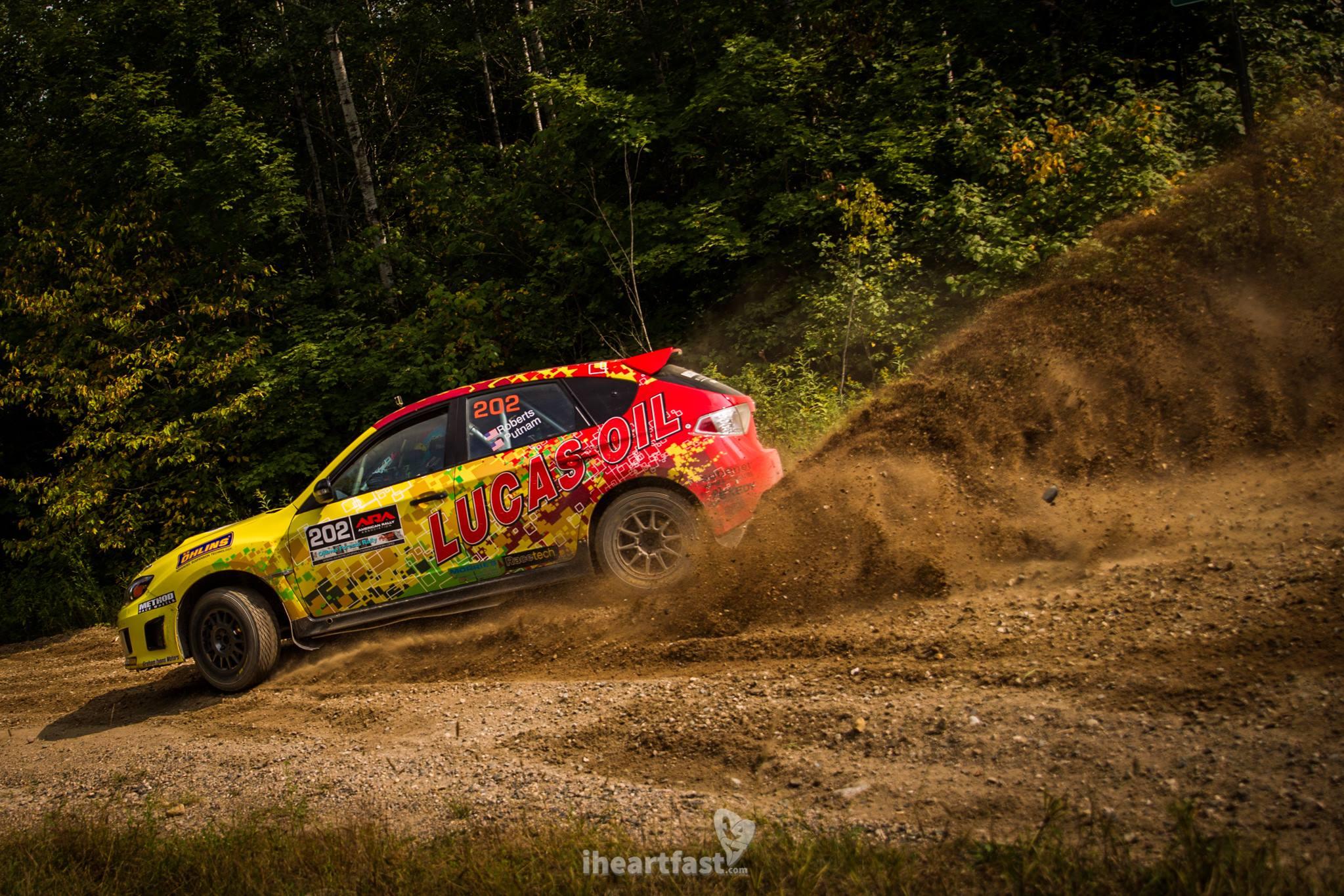 Nick Roberts CPD Racing