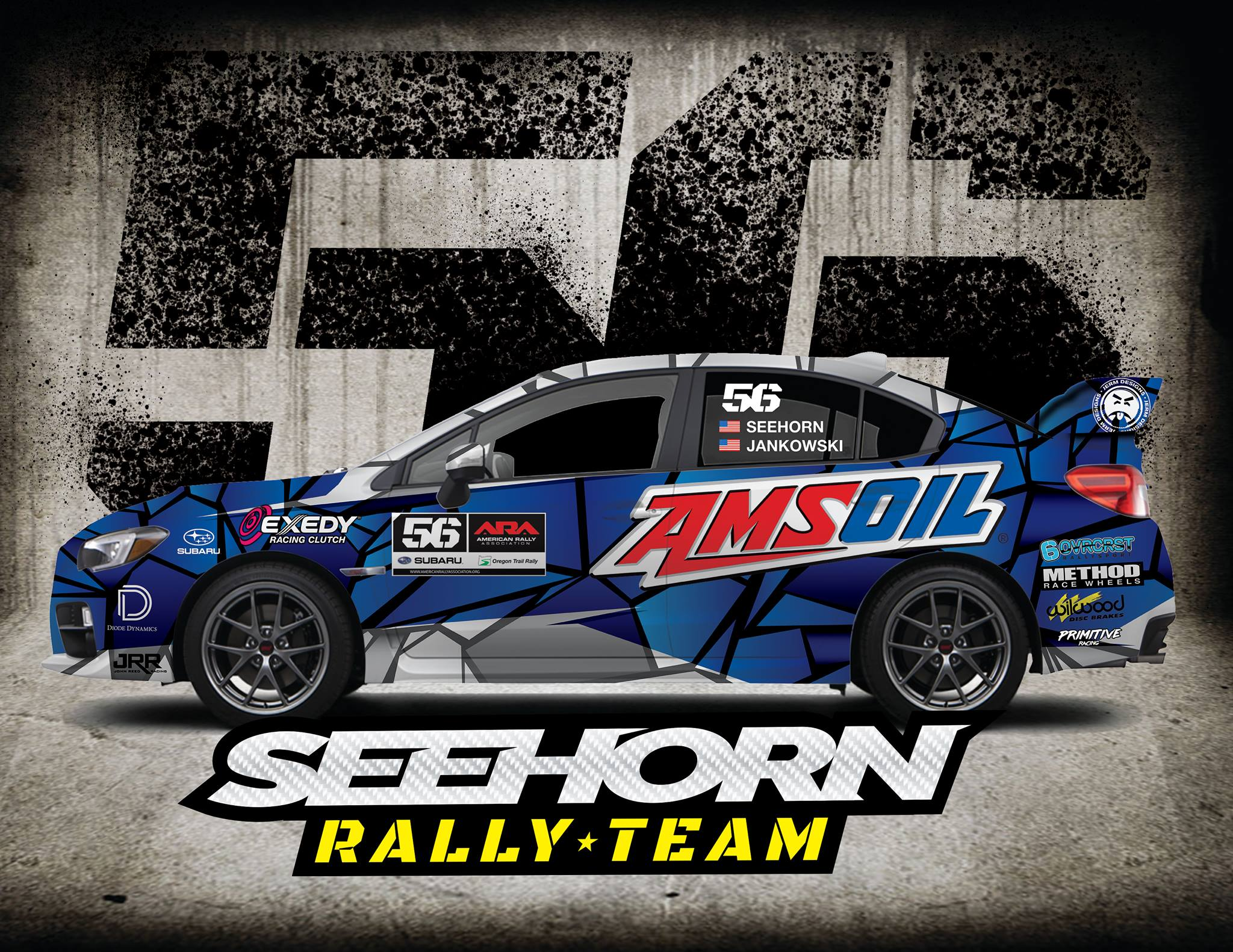 Seehorn Rally Team
