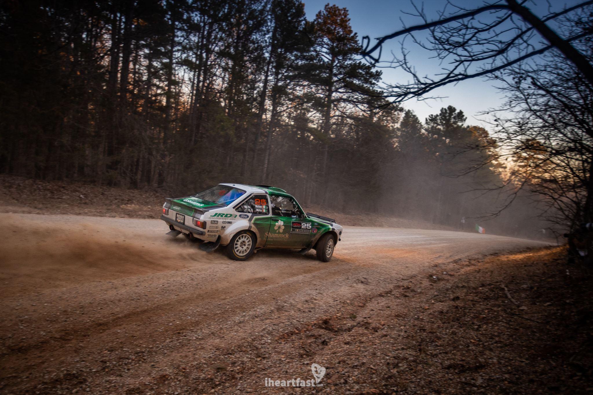 JRD Rallysport MK2 Escort