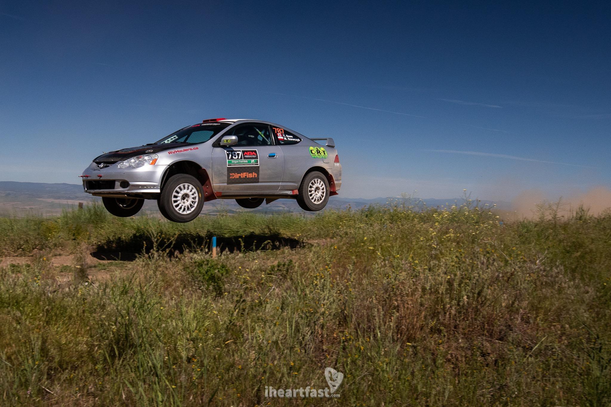 Acura RSX jump